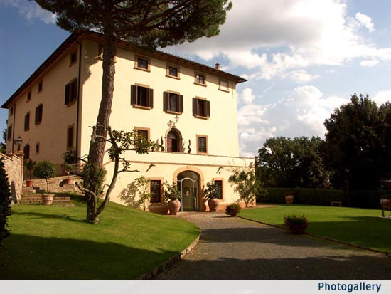 Tuscan Wedding Villa & Country Houses